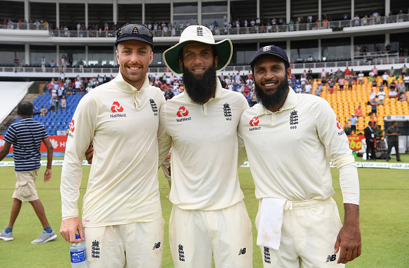 Moeen Ali, Jack Leach and Adil Rashid can all stake a claim to be the best English test match spinner that should be first choice in India.