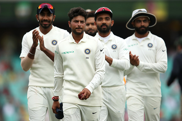 Kuldeep Yadav heads the list for three bowlers who could feature more for India in 2021.
