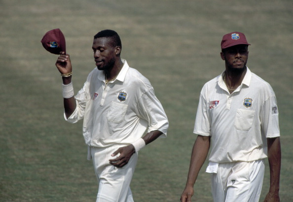 Curtly Ambrose and Courtney Walsh are both on the list of the best West Indian bowlers ever.