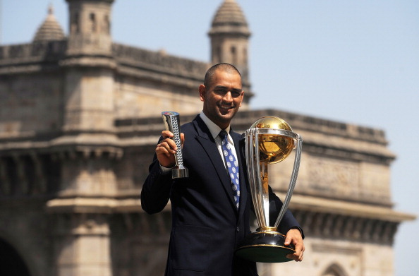 MS Dhoni is estimated to be the second richest cricketer in the world.