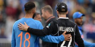 Virat Kohli and Kane Williamson are amongst the top 3 best all-format batsmen, hailing from India and New Zealand respectivley.