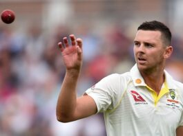 Josh Hazlewood is one of the best seam bowlers in the world and has been potent for Australia in test and ODI cricket.