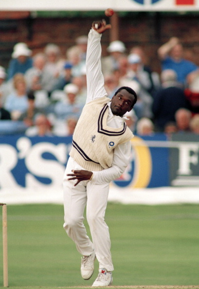 Carl Hooper was a very good part-time spin bowler in both Tests and ODI's.