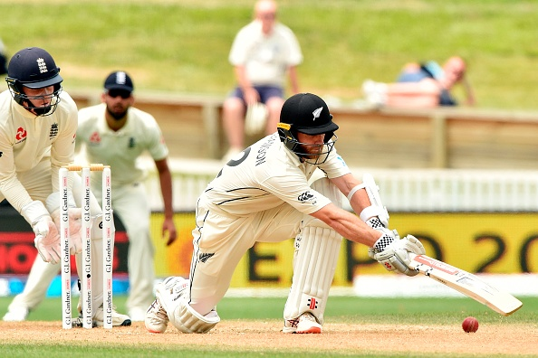 Kane Williamson is a master batsmen against spin bowling due to his ability to work singles.
