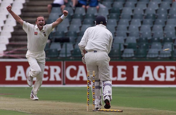 Allan Donald is an all-time great and amongst the best South African bowlers in test history.