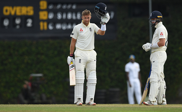 Root played spin excellently in Sri Lanka in 2021.