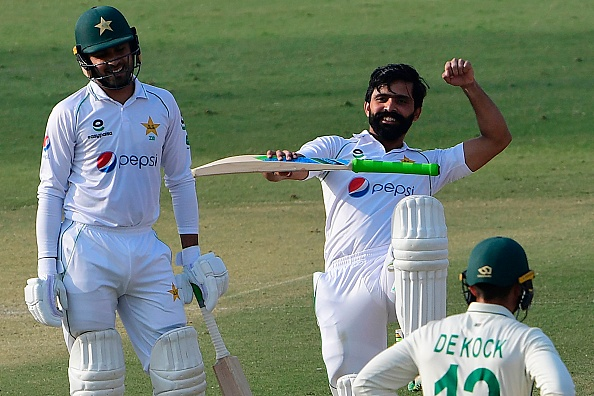 Fawad Alam and his century against South Africa at Karachi means that his fairy tale story has now resulted in three centuries post exile.