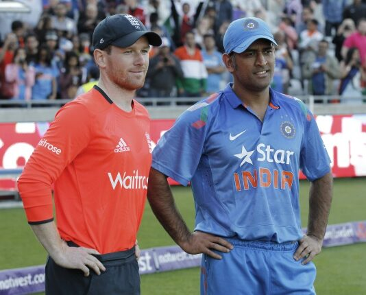 Eoin Morgan and MS Dhoni are two of the best limited-overs cricket captains of all-time. Both have won an ICC Cricket World Cup.