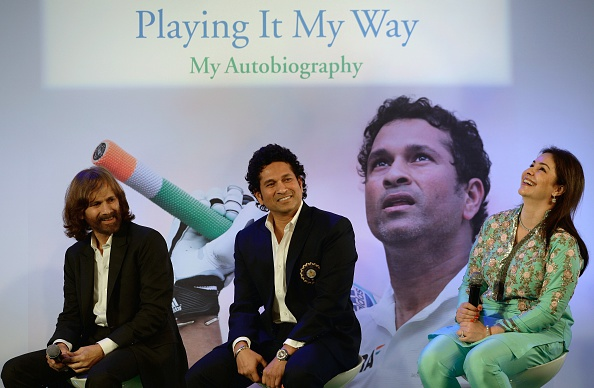 Sachin Tendulkar's autogiography, Playing It My Way, is one of the best cricket books to read for Indian fans in the UK in 2020.