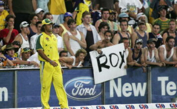Andrew Symonds was called Roy as one of his cricketing nicknames during his playing career.