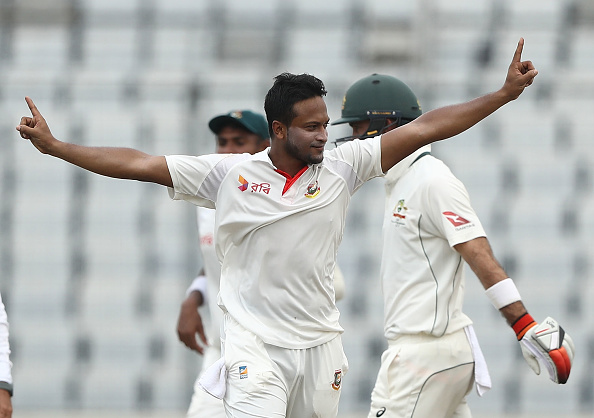 Shakib Al Hasan is arguably the best all-rounder in the world.