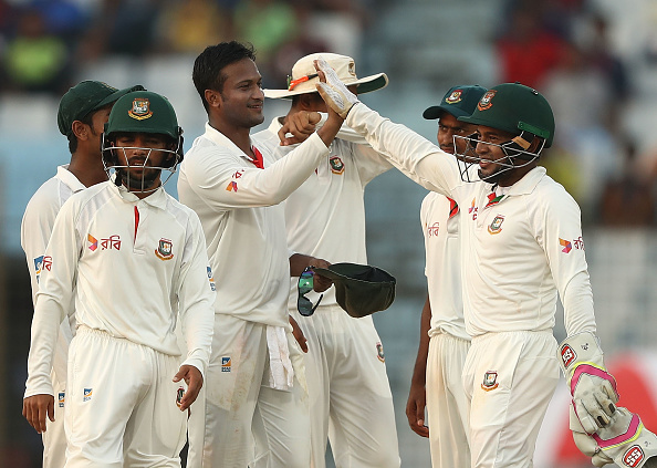 The Bangladesh all-time test XI includes the likes of Shakib Al Hasan and Tamim Iqbal.