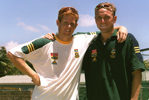 Shaun Pollock and Allan Donald have been excellent in test cricket and ODI cricket for South Africa as a bowling pair.