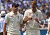 Stuart Broad and Jimmy Anderson are one of the best bowling partnerships of all-time in cricket. Their fast bowling has helped England win plenty of test matches.