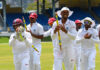 Roston Chase and Devendra Bishoo are currently the two best West Indies spinners in test match cricket.