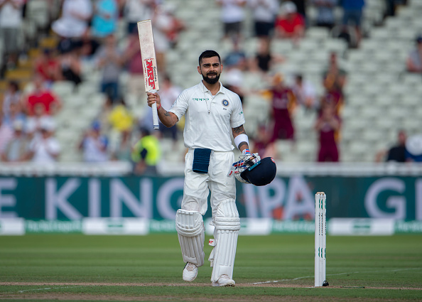 The 149 vs England in 2018 rates as the best innings played by Virat Kohli.