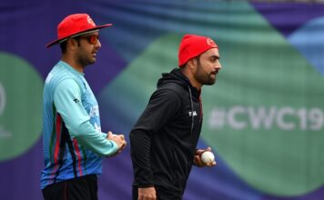 Rashid Khan and Mohammad Nabi are two of the best Afghanistan bowlers of all-time and currently in all formats.
