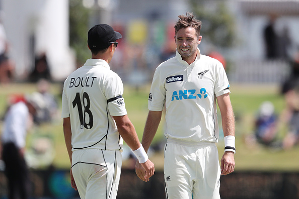 Tim Southee and Trent Boult both feature on the list of the best New Zealand bowlers of all-time.