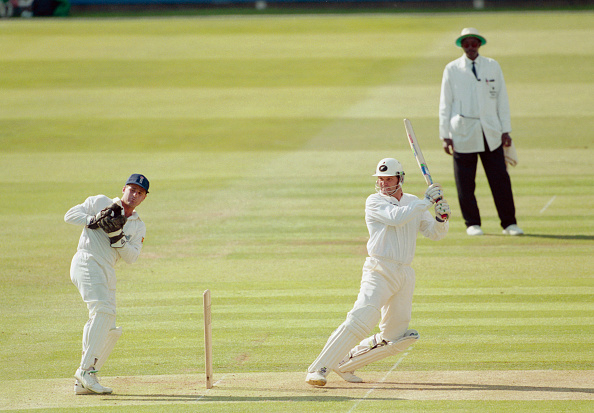 Martin Crowe was a fantastic batsmen for New Zealand and one of their greatest ever players.