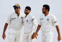 Anil Kumble, Harbhajan Singh and Zaheer Khan are all in the list of the top 10 most test match wickets by Indian Cricketers.
