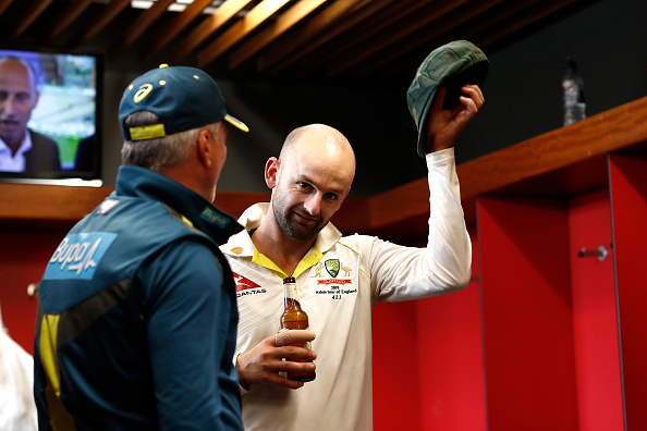 Nathan Lyon is one of the best players to use for jokes because he has plenty of nicknames and funny moments.