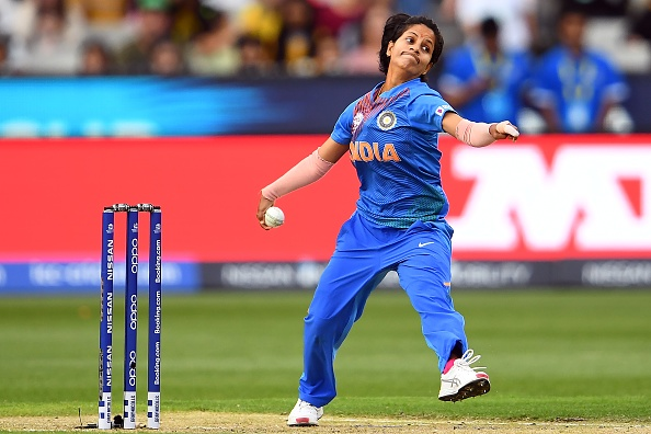 Poonam Yadav is the best female cricket bowler from India.