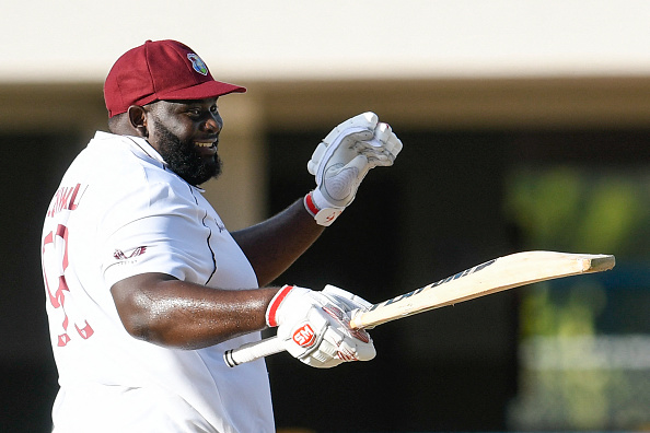 Rahkeem Cornwall is both the fattest and the heaviest cricketer in the world.