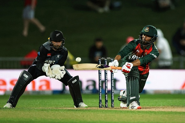 Can the New Zealand T20 team affect a clean sweep against Bangladesh in the series?