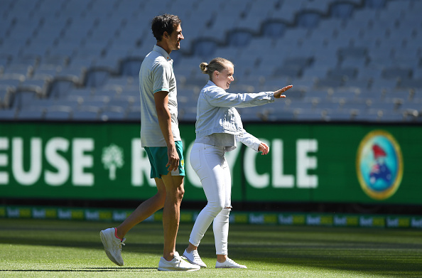 Mitchell Starc and Alyssa Healy feature among famous cricket players who married cricket players couple.