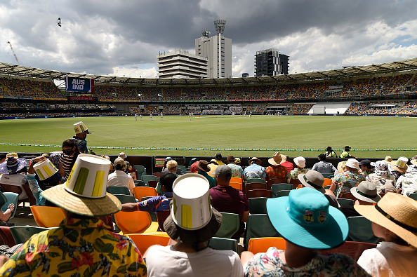 The Gabba is one of the best cricket grounds to visit in Australia due to it's intimidating atmosphere.