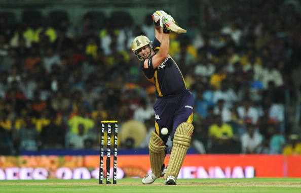 Jacques Kallis has won 2 IPL titles with KKR and as a result is one of the best all-rounders in the history of the tournament.