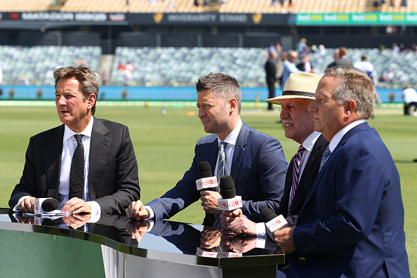 Ian Chappell is one of the best cricket commentators of all-time due to his knowledge and experience.