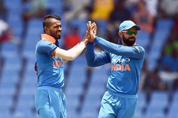 Virat Kohli and Hardik Pandya are amongst the top 10 most followed cricketers on Instagram.