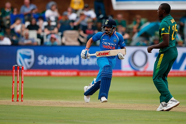Kagiso Rabada and Virat Kohli are two of the top 5 fittest cricketers on the planet.