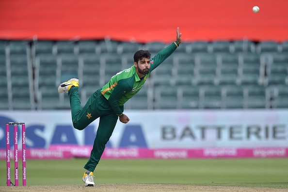 Shadab Khan has been ruled out of the Pakistan ODI team due to a toe injury.