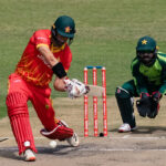 The Pakistan T20I squad look to win the series against Zimbabwe at Harare.