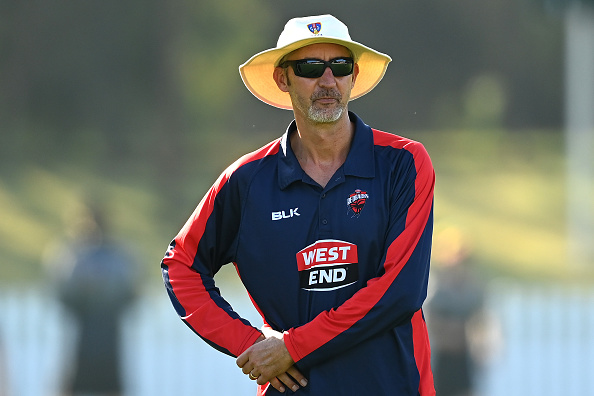Jason Gillespie was one of the first cricketers to turn vegan publicly.