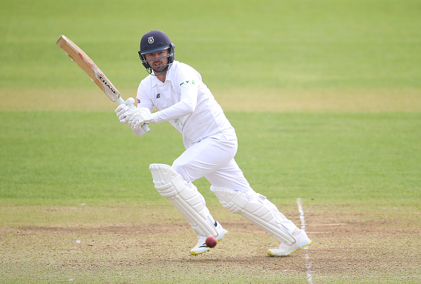 Ian Holland has so far starred for Hampshire in the 2021 County Championship.