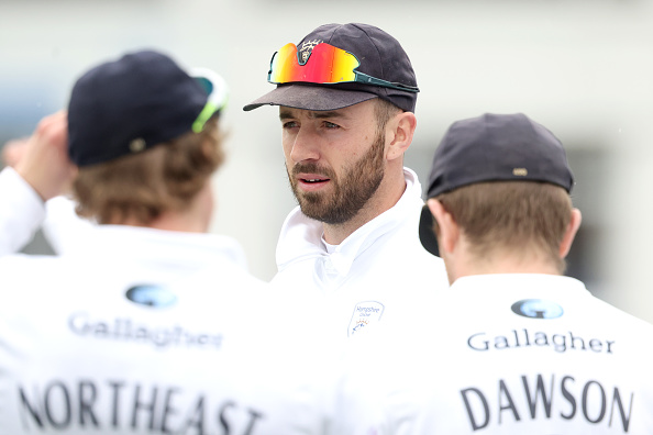 James Vince heads our list of best County Championship players in 2021, having captained and batted for Hampshire superbly.