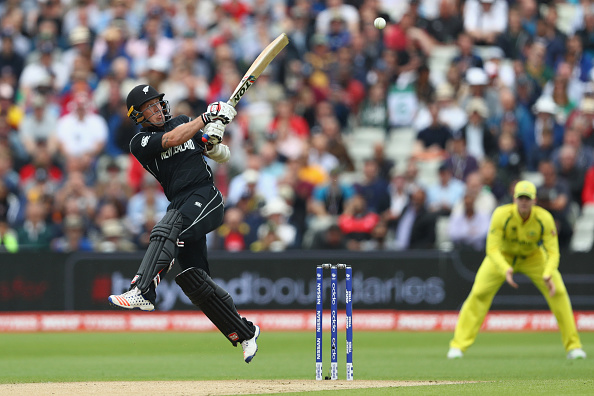 Luke Ronchi represented two different countries in cricket, Australia and New Zealand.