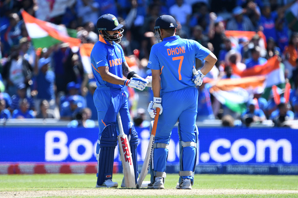 Virat Kohli and MS Dhoni are two modern day greats and both feature on the list of best Indian batsmen of all-time.