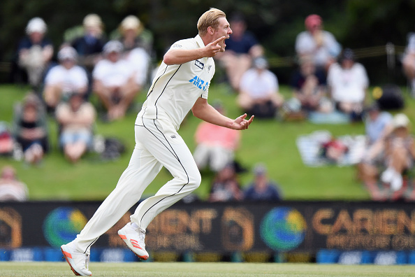 Kyle Jamieson is one of the players to watch out for during the England vs New Zealand Test series.