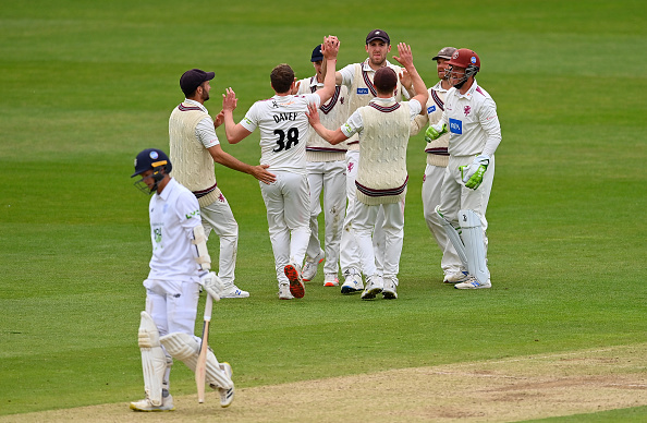 Hampshire CCC fell to another defeat in the County Championship, in hands of Craig Overton and Somerset.