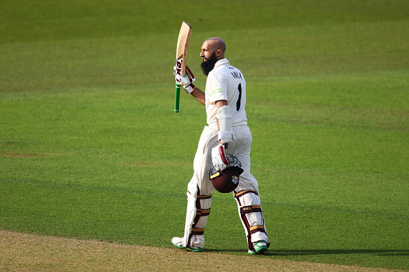 Hashim Amla is the star performer in our County Championship round-up.