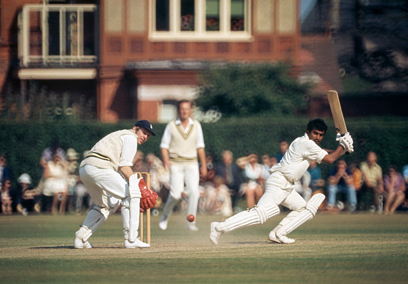 Sunil Gavaskar is perhaps the most technically sound out of the players on the list of the best Indian batsmen of all-time.
