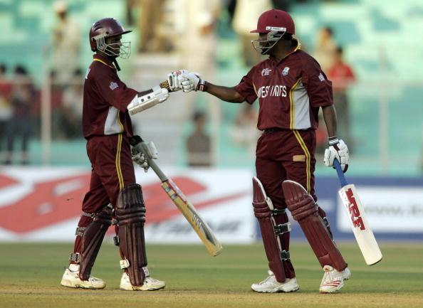 Brian Lara and Shivnarine Chanderpaul were two of the best West Indies batsmen of their generation.