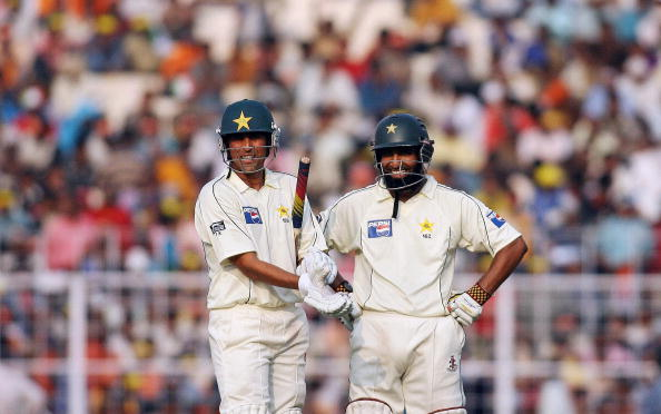 Younus Khan and Mohammad Yousuf are two of the best Pakistani batsmen of all-time.