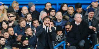 Antonio Conte under pressure
