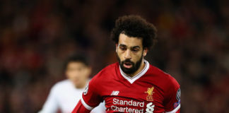 Mo Salah of Liverpool