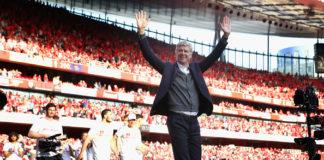 Wenger bids The Emirates